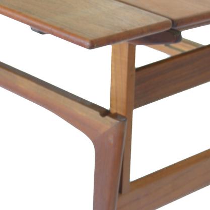 Sixties Danish teak Dining/coffee table SOLD