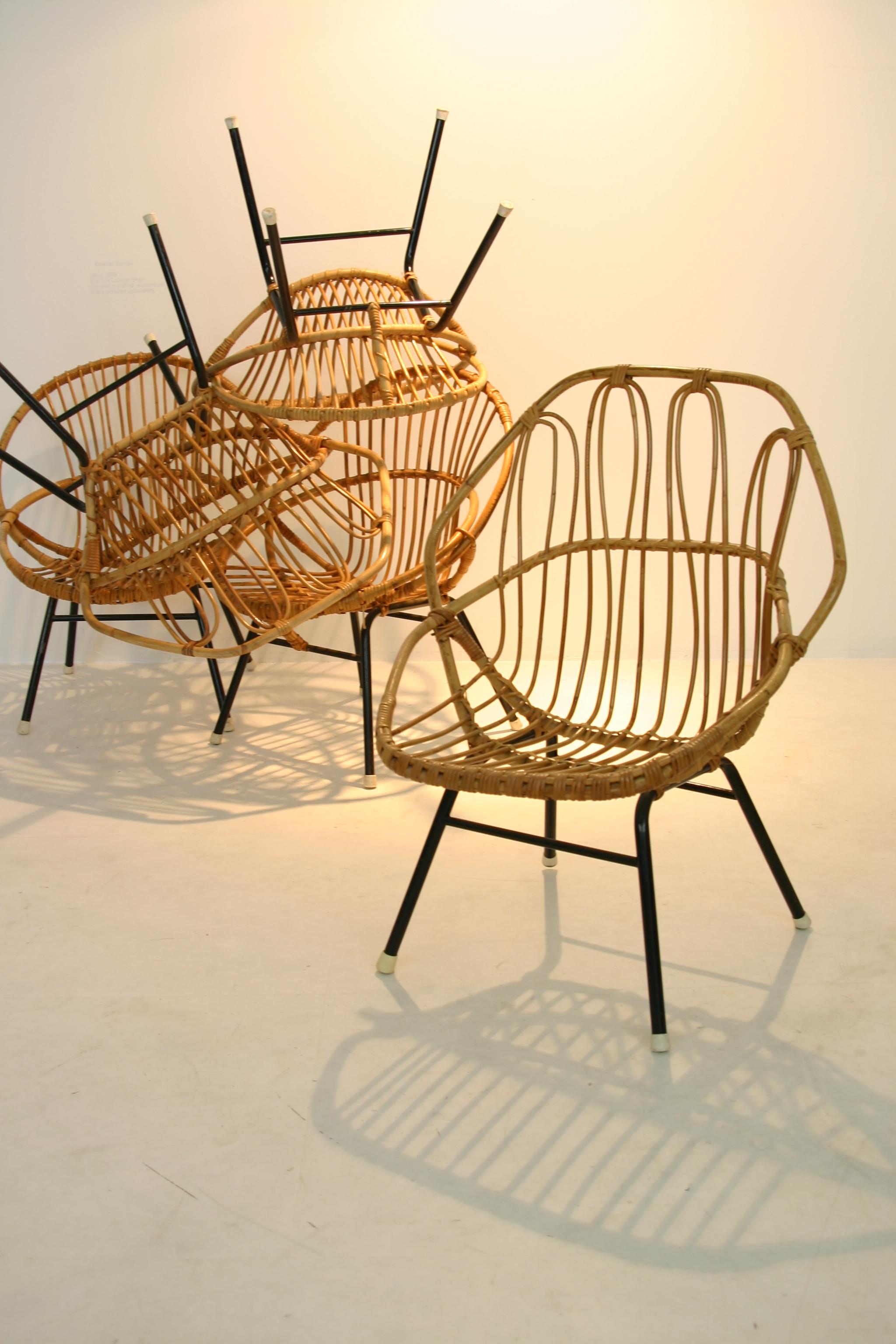 Rattan garden furniture SOLD