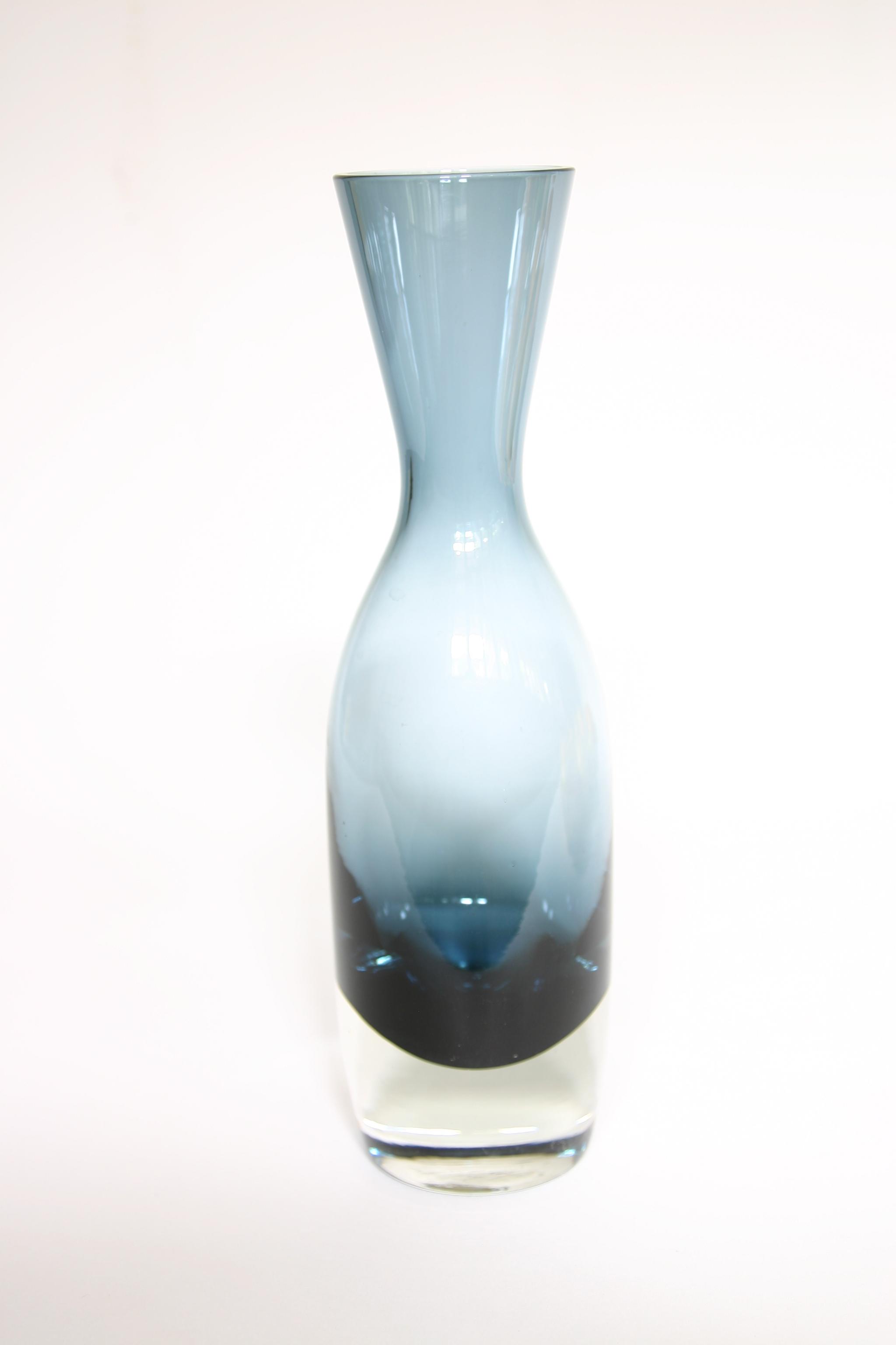 Splayed top vase