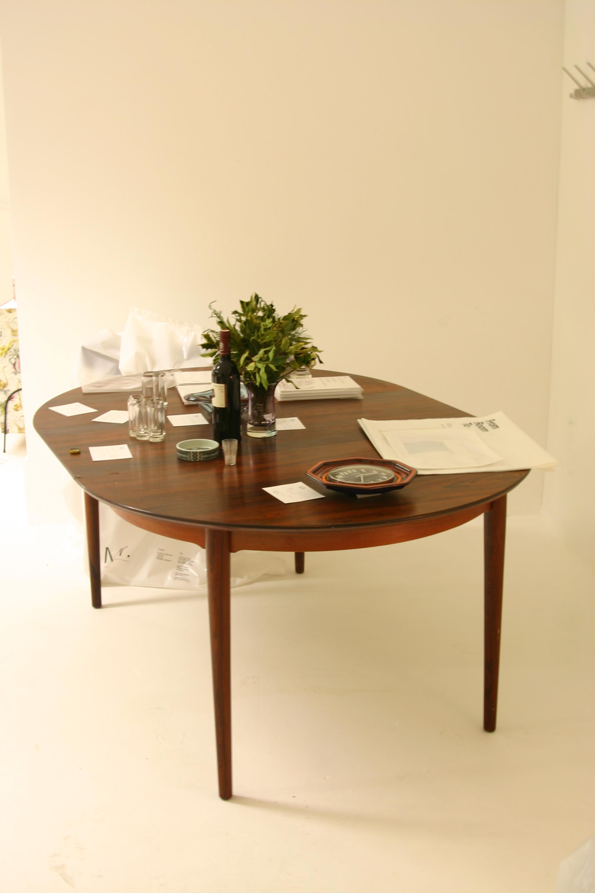 Arne  Vodder  Danish extending table SOLD