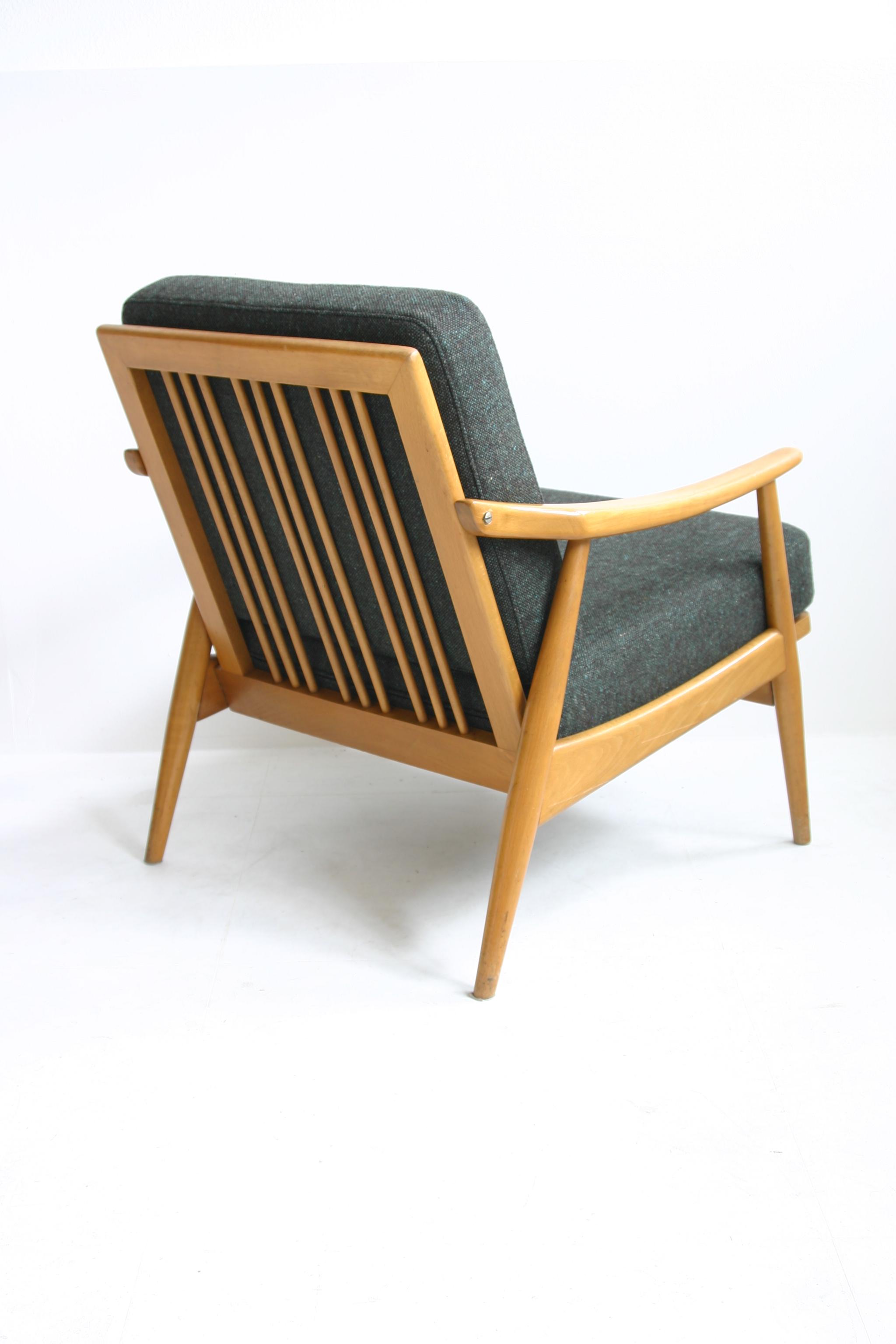 Beechwood Lounge Chair SOLD