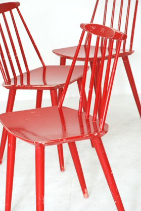Folke Palsson Chairs