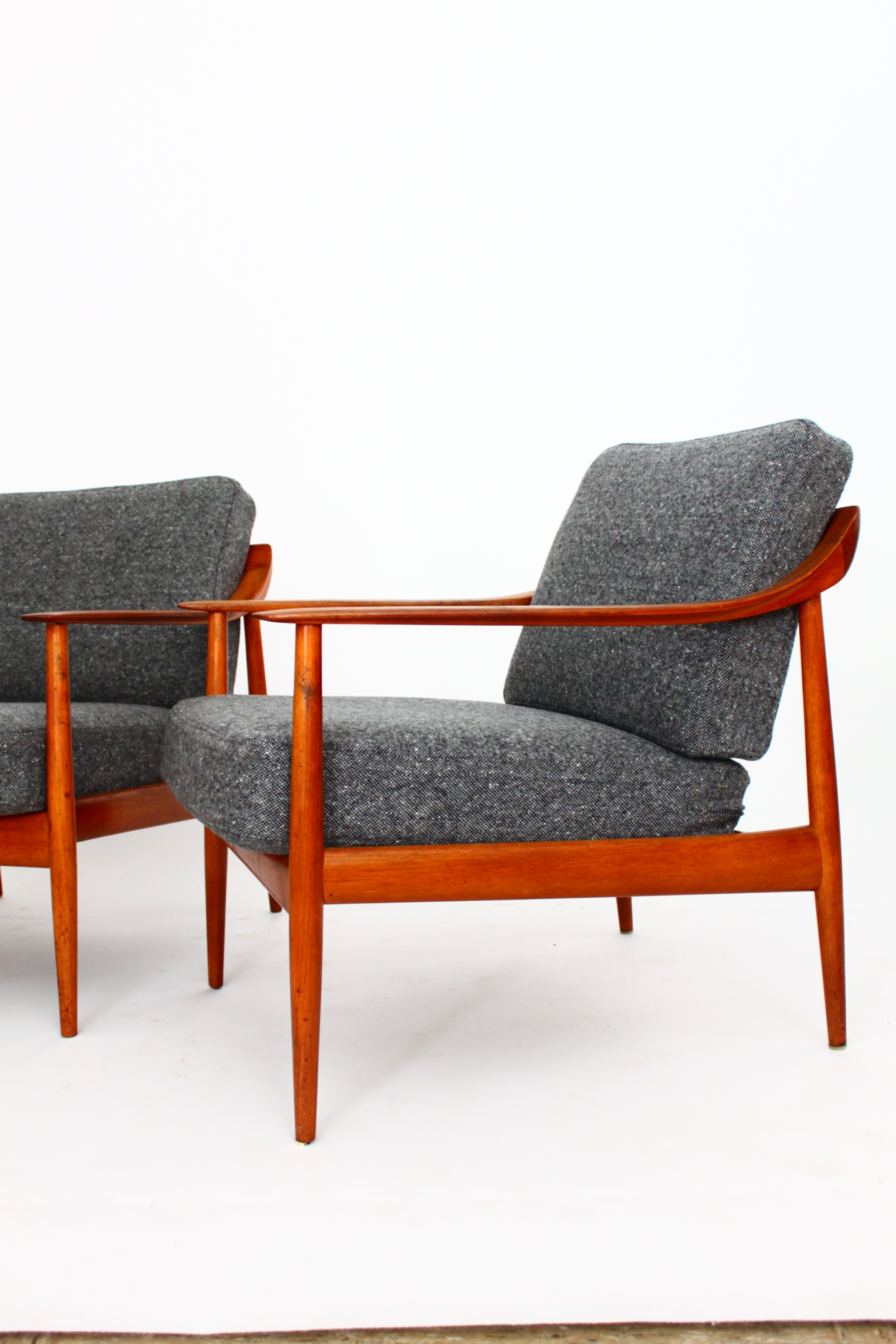 walter Knolll arm chairs