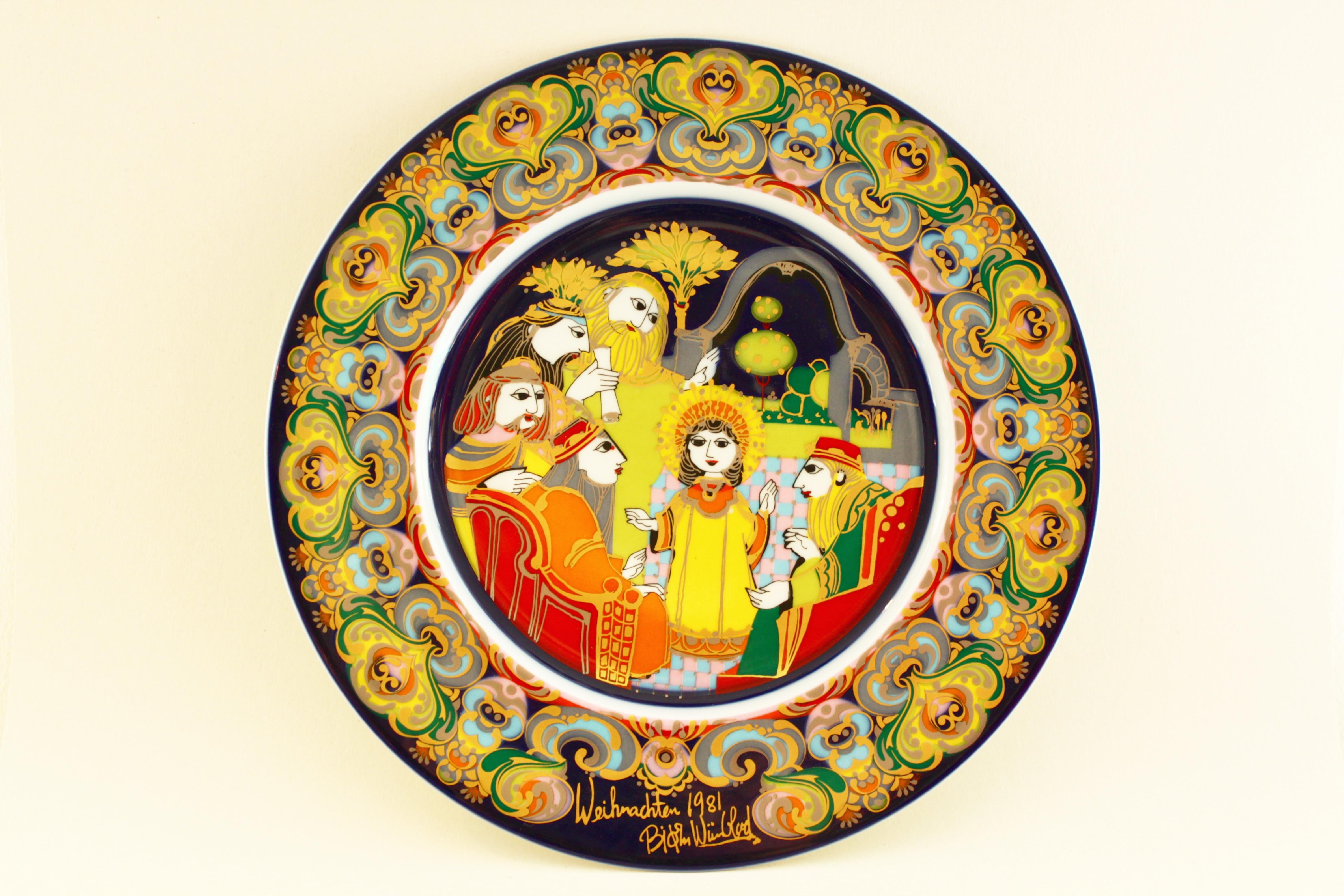 Christmas Plate2