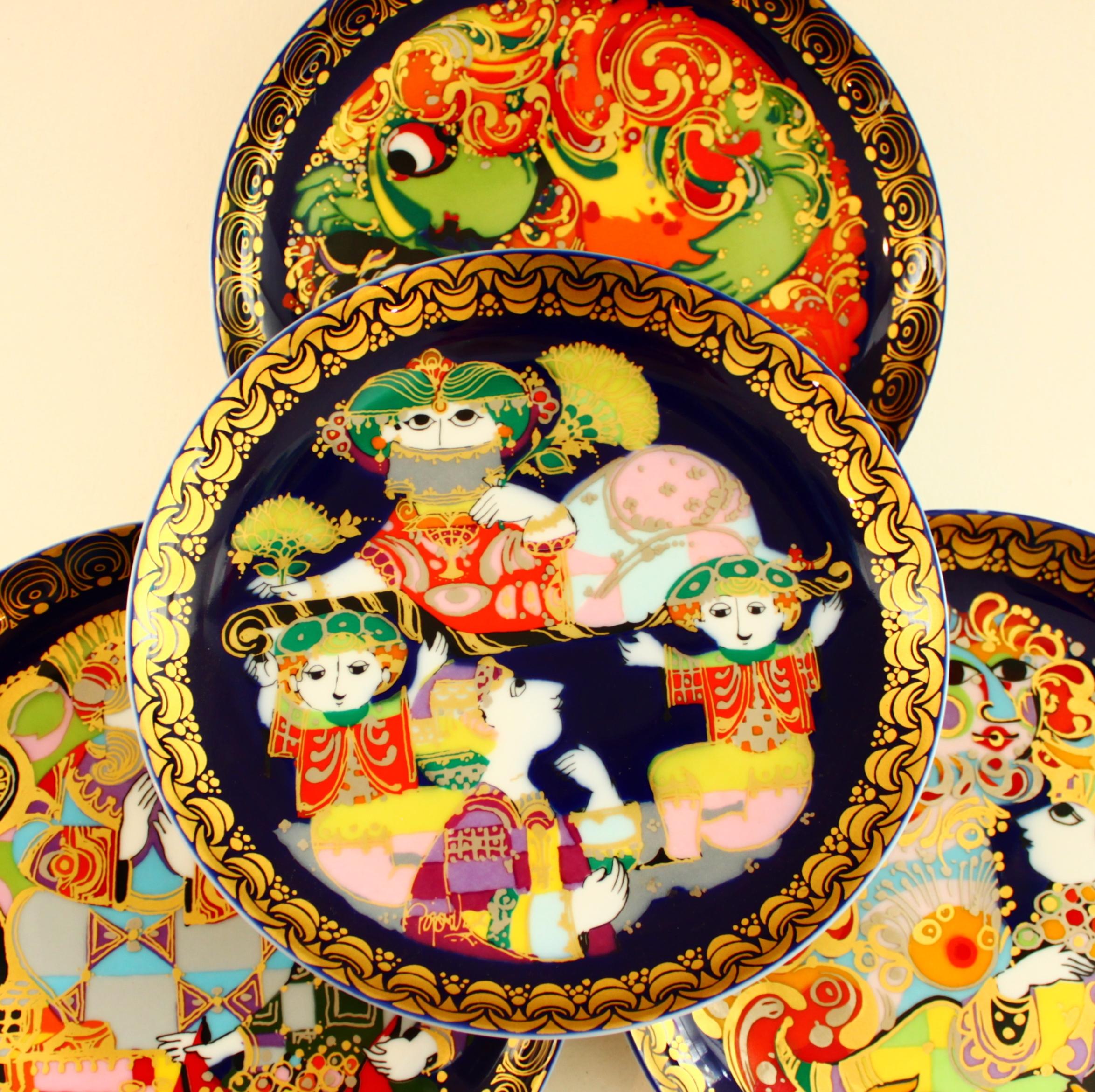 Aladdin Plates