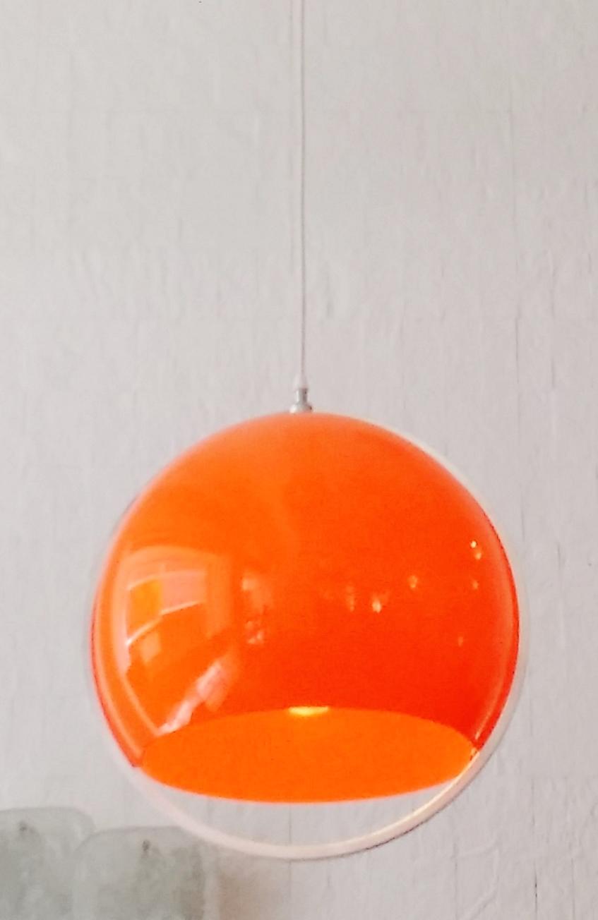 Sixties ceiling pendant