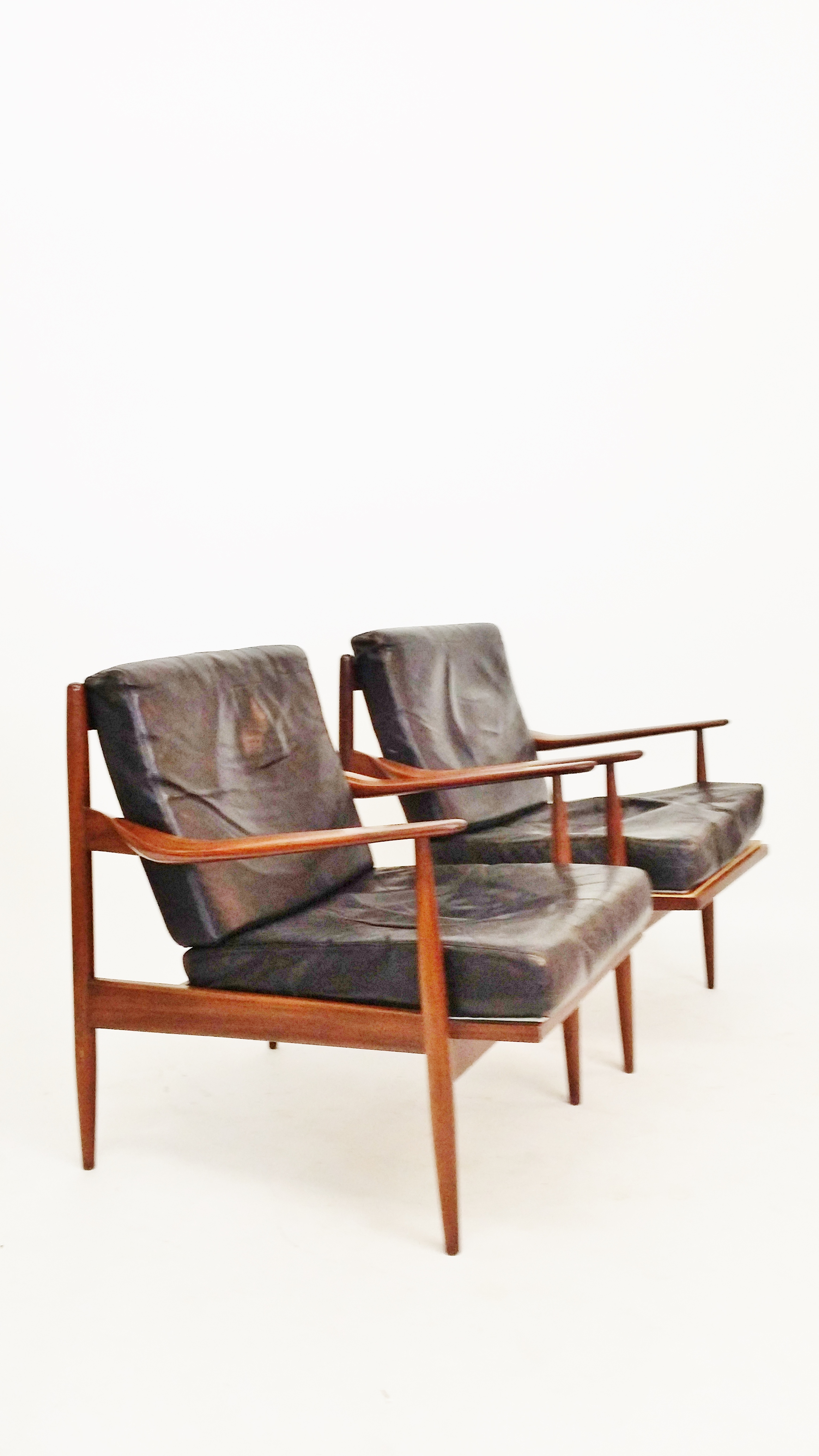 danish Armchairs 1960