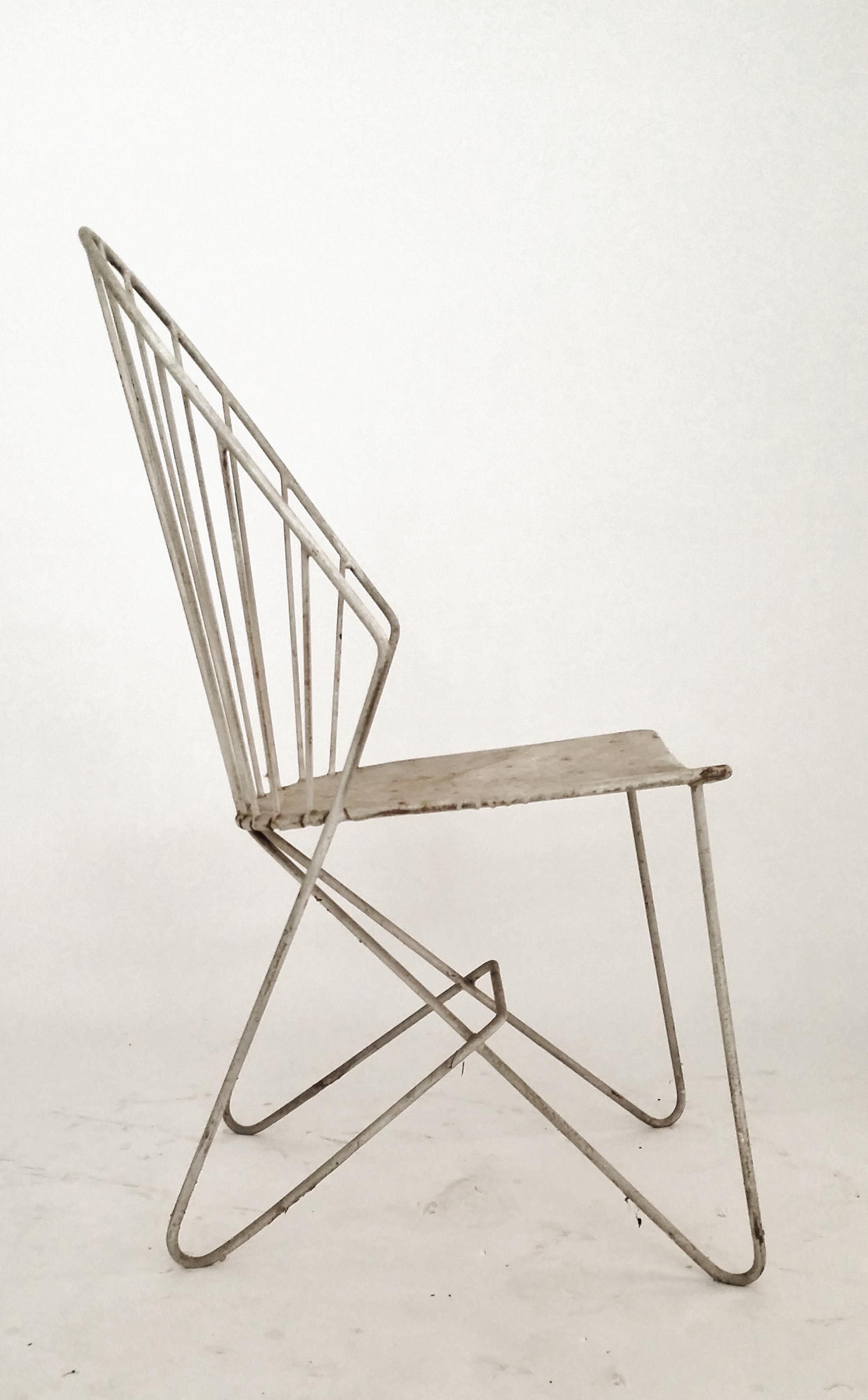 Garden chairs 1950