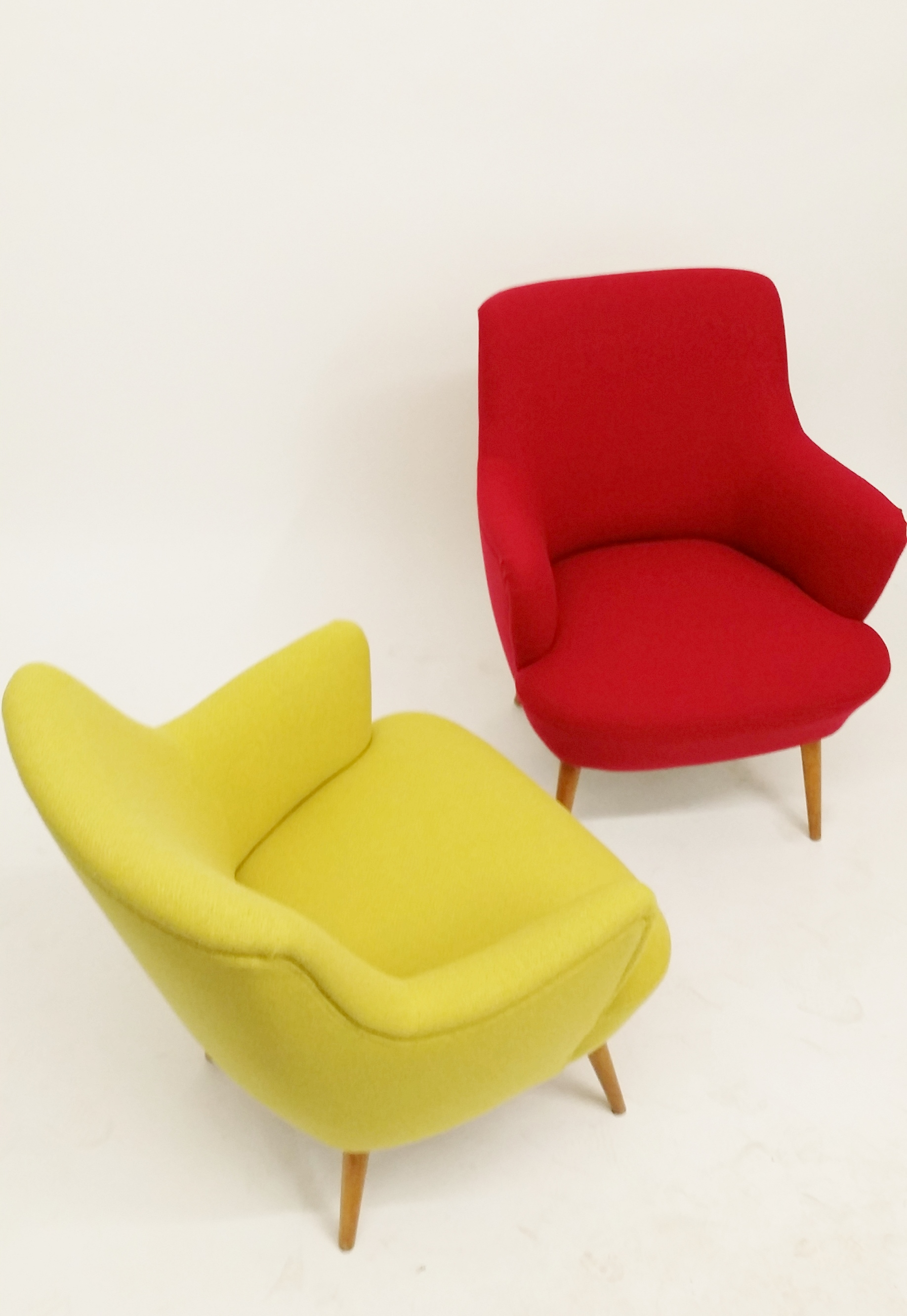 Fifties cocktail chairs