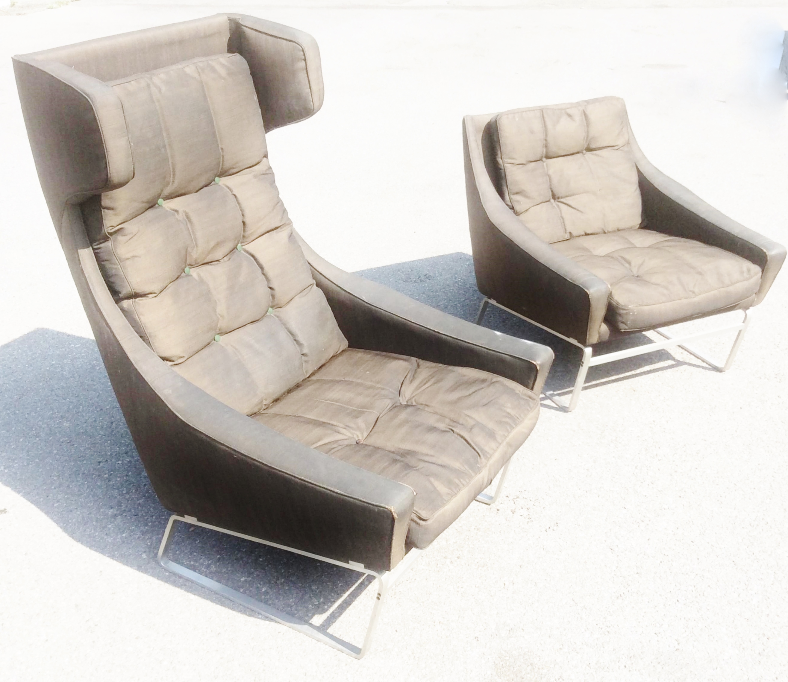 Peter Payer  three-seater, highback and armchair