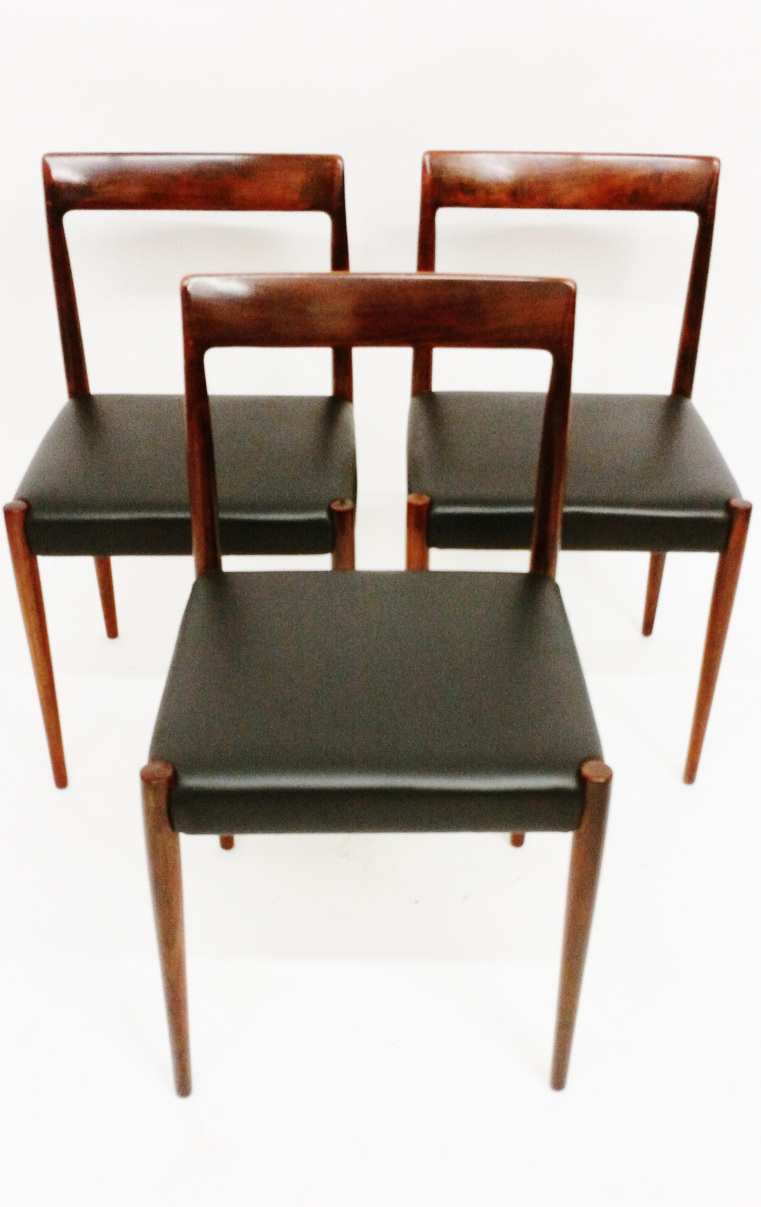 Palasander dining chair