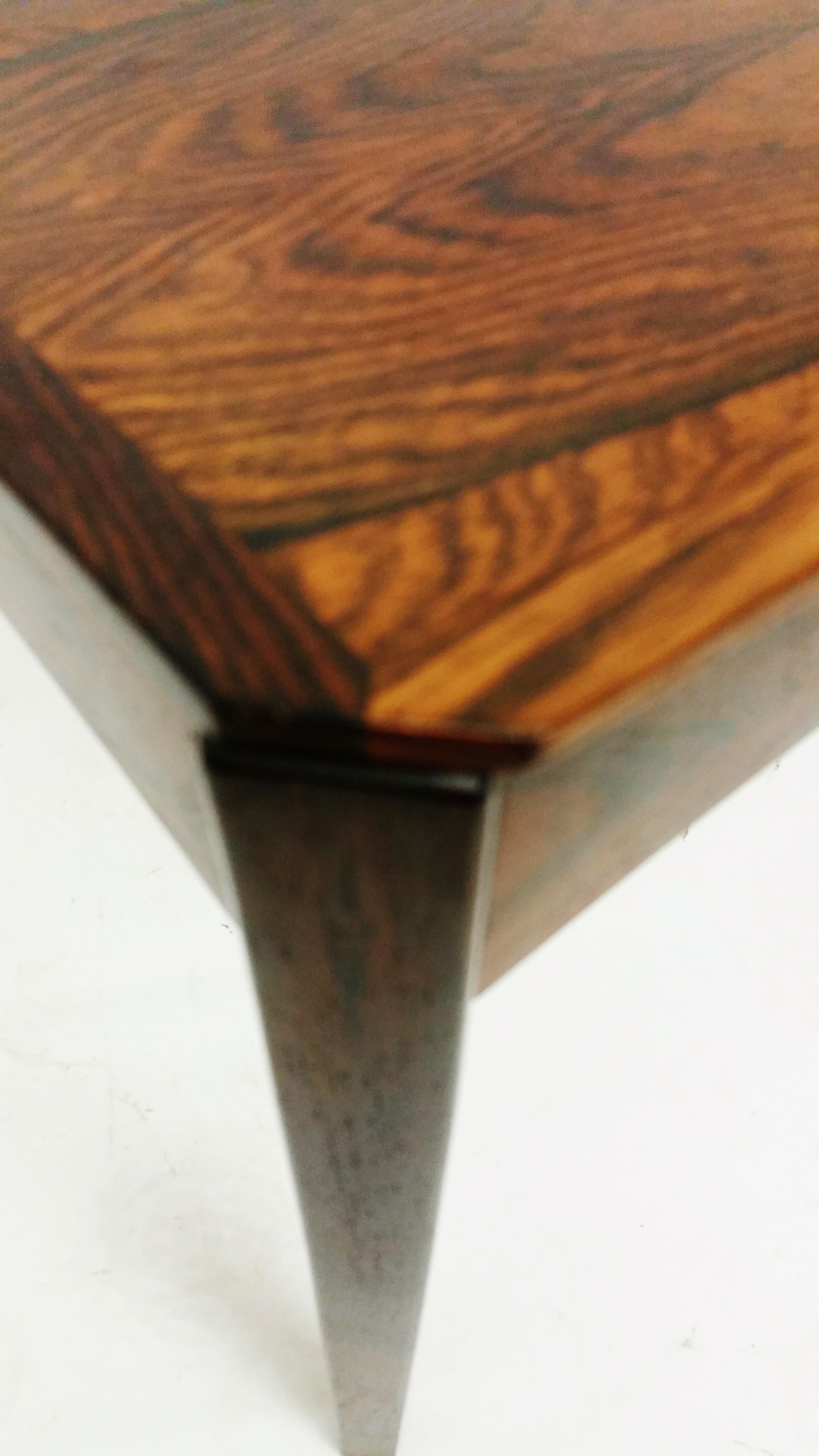 Rose wood coffee table