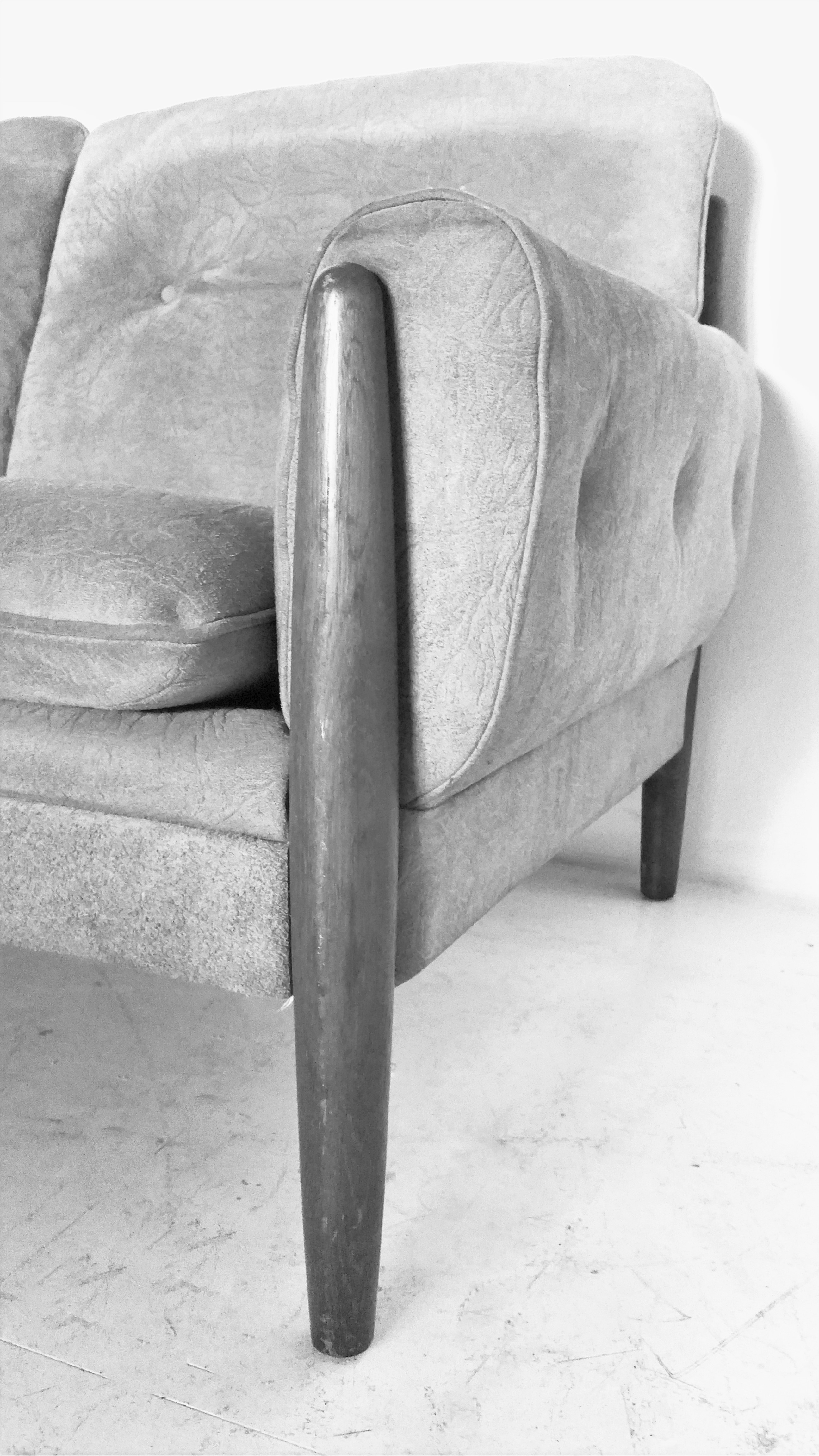 Arne Norell style sofa