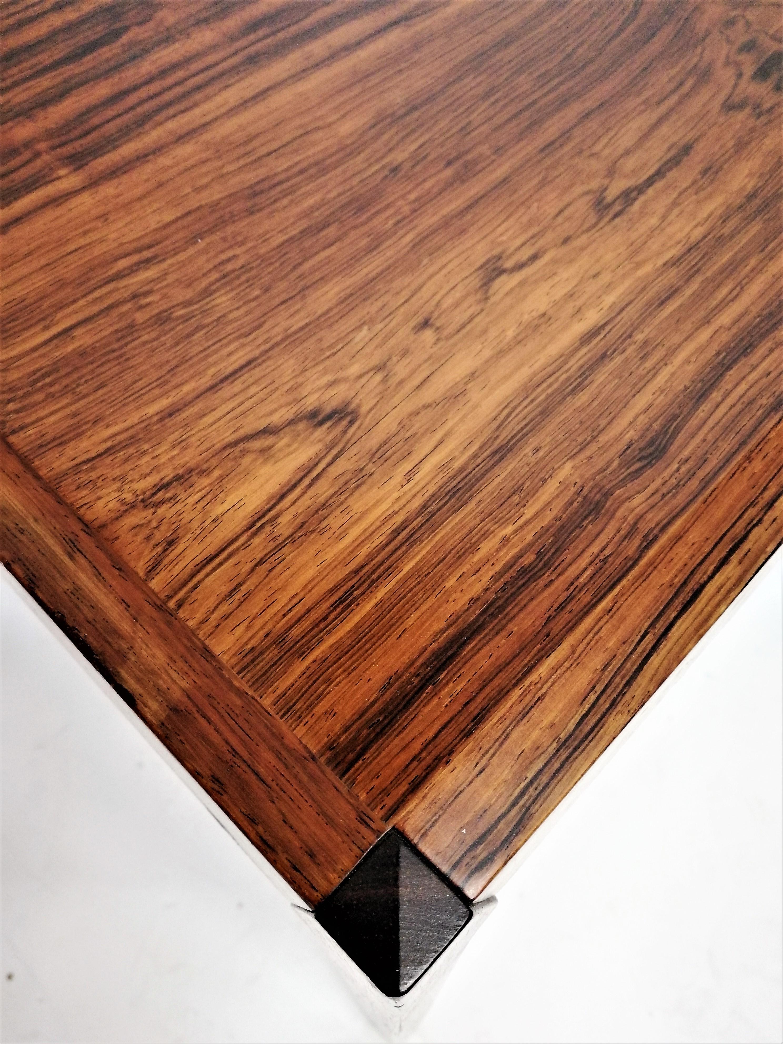 Rosewood / Palisander coffee table